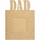 Beyond The Page MDF - Dad Frame