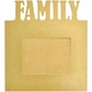 Beyond The Page MDF - Family Frame