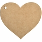 """Beyond The Page MDF Heart Album 5""""x4.75"""""""