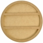 Beyond The Page MDF Round Shadow Frame