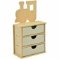 Beyond The Page MDF Train Drawers