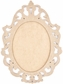 Beyond The Page Woodcraft - Ornate Frame