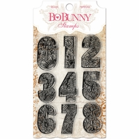 Bo Bunny Clear Stamps