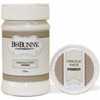 BoBunny Paste Primer - Crackle
