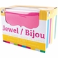 Box of Cards & Envelopes - Jewel Texture