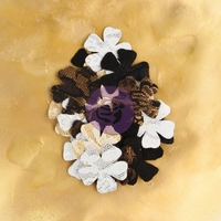 Brillares Fabric Flowers - Beaming