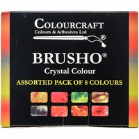 Brusho Crystal Colour