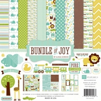 "Bundle of Joy Boy Collection Kit 12""x12"""