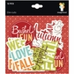 Bushels O' Fall Cardstock Die-Cuts - Phrases