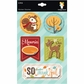 "Bushels O' Fall Sticker Stackers 4.75""x7"" - So Dear"
