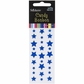 Candy Star Stickers - Blue