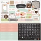 Carta Bella Cardstock Stickers - Elements