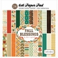 "Carta Bella Fall Blessings Paper Pad 6""x6"""