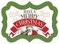 Carta Bella Have A Merry Christmas