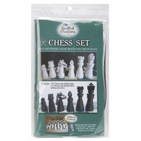 Chess Set Quilling Kit