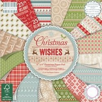 Christmas Scrapbooking Paper Pads