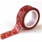 Christmas Time Decorative Tape - Candy Cane