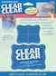 Clear On Clear Rubber Stamp Blocks