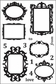 Clear Photopolymer Stamps - Ornate Frames