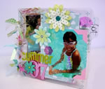 Clear Scraps Acrylic & Chipboard Albums
