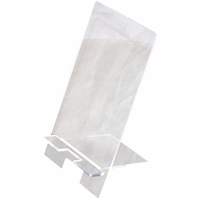 Clear Scraps Acrylic Phone Stand - Regular