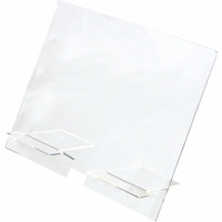 Clear Scraps Acrylic Tablet Stand - Regular