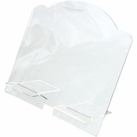 Clear Scraps Acrylic Tablet Stand - Vintage