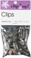Clip It Up Swivel Clips 40/Pkg