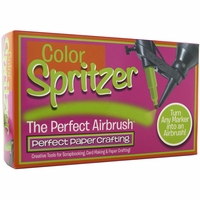 Color Spritzer Airbrush*
