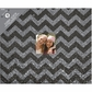 "Colorbok 3 Ring Glitter Album w/Window 12""x12"" - Black Chevron"