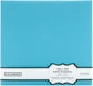"Colorbok Fabric Albums 12""x12"" - Light Teal"