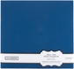 "Colorbok Fabric Albums 12""x12"" - Navy"