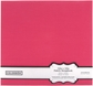 "Colorbok Fabric Albums 12""x12"" - Pink"