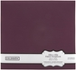 "Colorbok Fabric Albums 12""x12"" - Plum"
