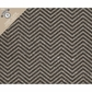 "Colorbok Post Bound 12""x12"" Album - Grey Chevron"