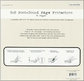"""Colorbok Top Loading 3-Hole Page Protectors 8""""x8"""""""