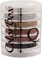 Colorbox Cat's Eye Queue Chalk Ink Pads - Basics