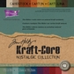 "Core'dinations Kraft Core By Tim Holtz Cardstock Pad 6""x6"" - Nostalgic"