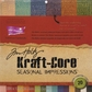 "Core'dinations Tim Holtz Kraft Core Cardstock Pad 12""x12"" - Seasonal"