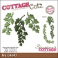 "CottageCutz Die 4""x4"" - Ivy Made Easy"
