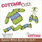 "CottageCutz Die 4""x4"" - Sweater, Mitten & Scarf Set"