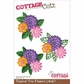 "CottageCutz Die 4""x6"" - Tropical Trio Flowers"