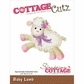 CottageCutz Die - Baby Lamb