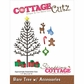 CottageCutz Die - Bare Tree w/Accessories