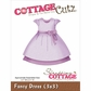CottageCutz Die - Fancy Dress