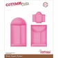 CottageCutz Die - Petite Eyelet Pocket Made Easy
