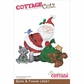 CottageCutz Die - Santa & Friends