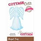 CottageCutz Elites Die - Angel Tag