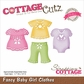 CottageCutz Elites Die - Baby Girl Clothes