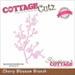 CottageCutz Elites Die - Cherry Blossom Branch